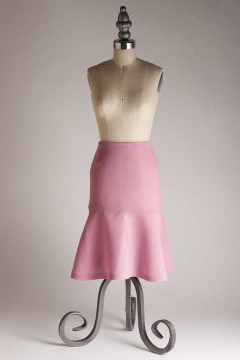 Add Flare to a Skirt