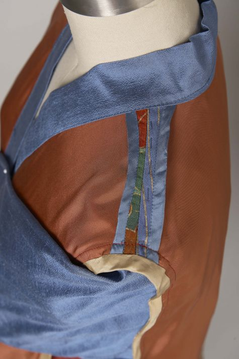 Intriguing Details for Pieced Garments