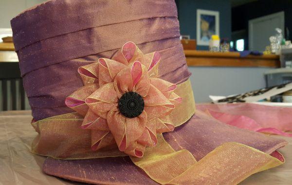 Prairie point flower