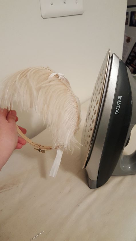 Feather shaping