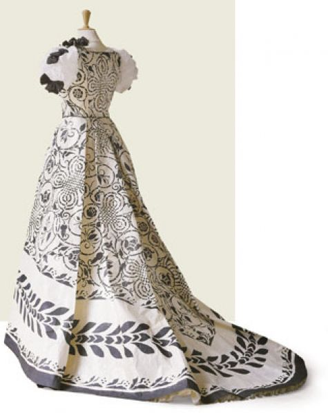 Paper House of Worth Dress