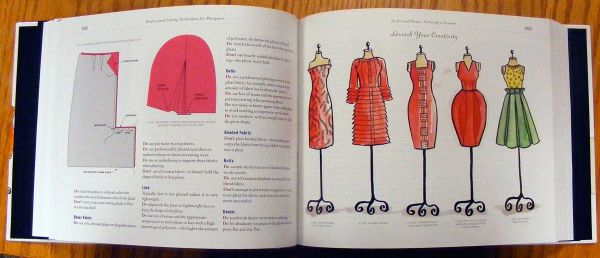 Book Review Professional Sewing Techniques For Designers Threads