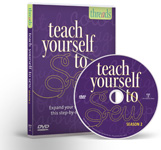 Teach Yourself to Sew DVD, Season 2
